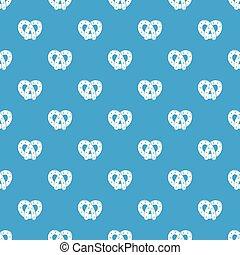 μπλε , πρότυπο , μικροβιοφορέας , αλμυρό κουλουράκι , seamless