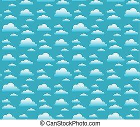 μπλε , πρότυπο , μικροβιοφορέας , θαμπάδα , seamless