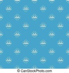 μπλε , πρότυπο , μικροβιοφορέας , seamless, alebard