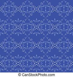μπλε , πρότυπο , seamless