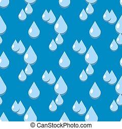 μπλε , πρότυπο , seamless, νερό , μικροβιοφορέας , αφήνω να πέσει