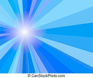 μπλε , σημαία