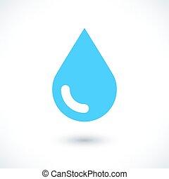 μπλε , σταγόνα , νερό , σκιά , άσπρο , εικόνα
