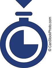 μπλε , σύμβολο , chrono