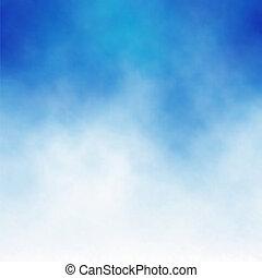 μπλε , σύνεφο