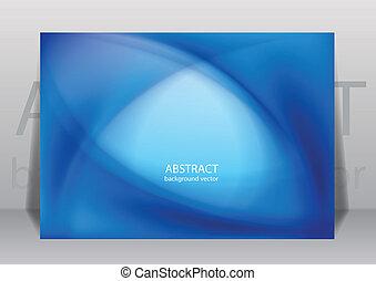 μπλε , φόντο. , γραμμή , μικροβιοφορέας , illustration.