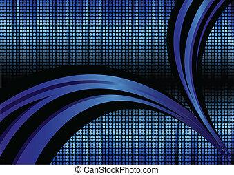 μπλε , χρώμα , αφαιρώ , μικροβιοφορέας , φόντο