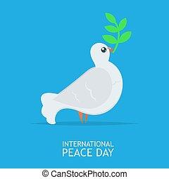 μπλε , abckground, ειρήνη , ουρανόs , παράρτημα , αφίσα , ελιά , διεθνής , αγαθός απότομη κάθοδος , ημέρα
