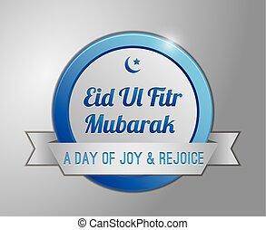 μπλε , fitr, σήμα , eid, al