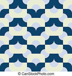 μπλε , seamless, εξεζητημένα κομψός ή μοντέρνος