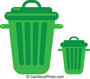 μπορώ , σκουπίδια