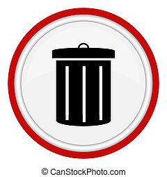 μπορώ , σκουπίδια , εικόνα