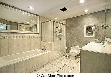μπόρα , γυαλί , άρχονταs , μπάνιο