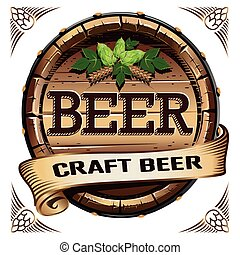 μπύρα , δεξιότης , επιγραφή