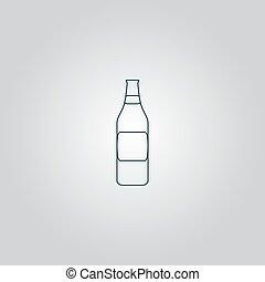 μπύρα , μικροβιοφορέας , - , μπουκάλι , εικόνα