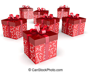 μυστήριο , κουτί , γενική ιδέα , δώρο , έκπληξη