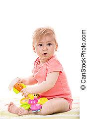 μωρό , αναξιόλογος δια άθυρμα