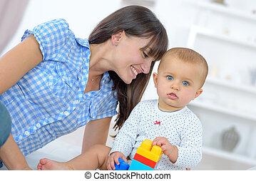 μωρό , αξία , μητέρα