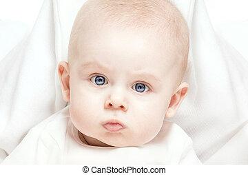 μωρό , αστείος , μικρός , boy.