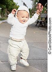 μωρό , 1 αναβαθμός