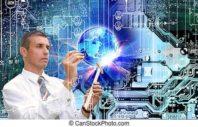 νέα τεχνολογία , υπολογιστές