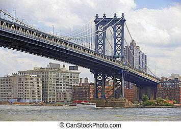 νέα υόρκη , είδος κοκτέιλ γέφυρα , πόλη