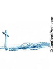 νερό , άγιος