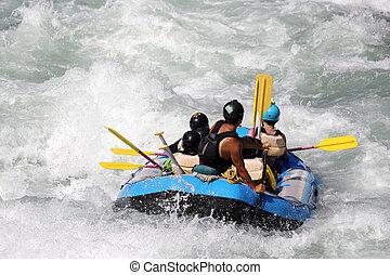 νερό , άσπρο , ποτάμι , μαούνα , καταρράκτης