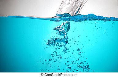 νερό , καθαρός