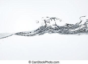 νερό , κύμα