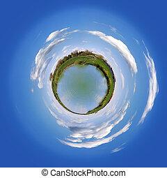 νερό , πλανήτης