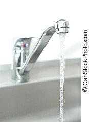 νερό , σπάγγος άγγιγμα