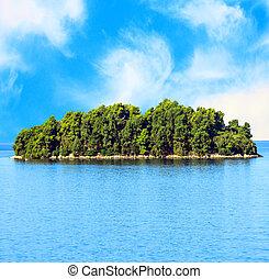 νησί , παράδεισος