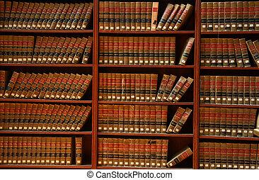 νομικό βιβλίο , βιβλιοθήκη