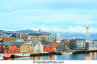 νορβηγία , tromso