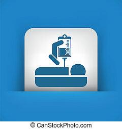 νοσοκομείο , προσοχή