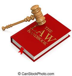 νόμοs , εγχειρίδιο