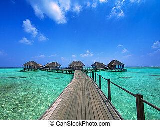 ξενοδοχείο , παράδεισος