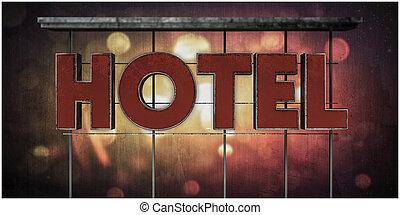 ξενοδοχείο , σήμα