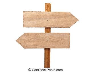 ξύλινος , σήμα