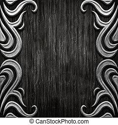 ξύλο , μέταλλο