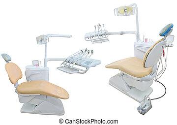οδοντιατρικός , δωμάτιο