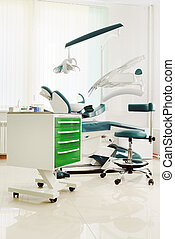 οδοντιατρικός , κλινική