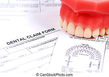 οδοντιατρικός , μορφή