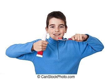 οδοντική υγιεινή