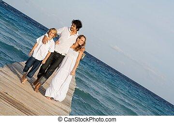 οικογένεια , ακμή άδεια
