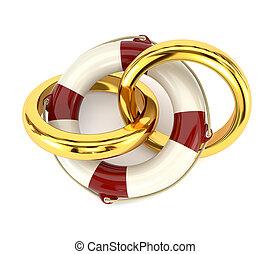 οικογένεια , διατήρηση , ανθρώπινες ζωές δακτυλίδι , ...