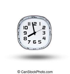 οκτώ , ακριβής ώρα