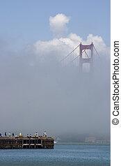 ομίχλη , ψάρεμα , 2