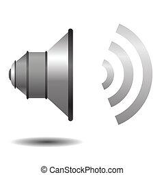 ομιλητής , εικόνα